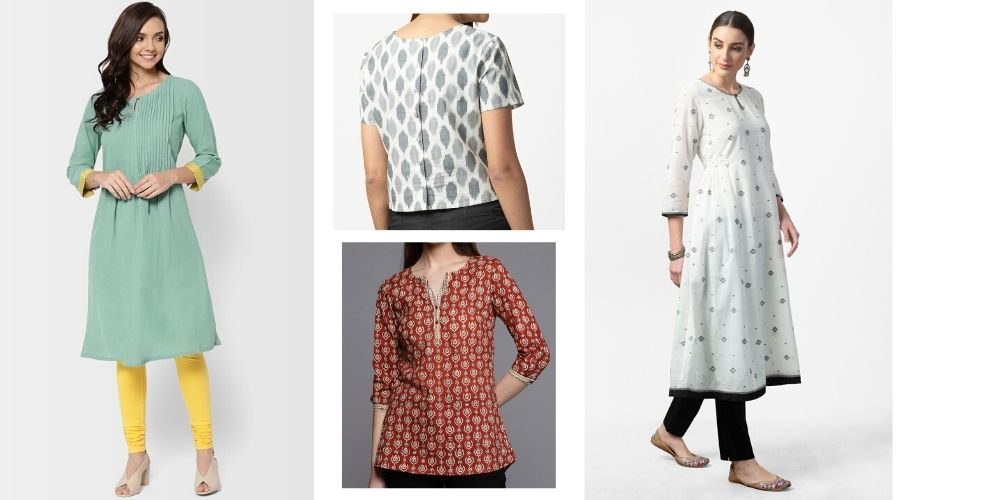 myntra woman fashion dresses